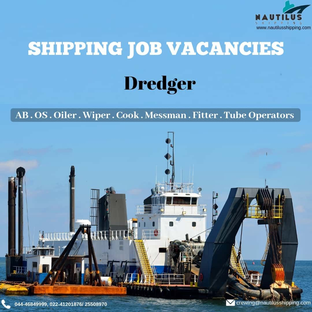 Pin by Nautilus Shipping India on Shipping Jobs | Seafarer