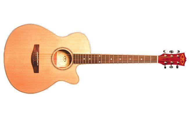 Slim Standard Natural Steel D D Custom Guitars Custom Guitars Guitar Steel
