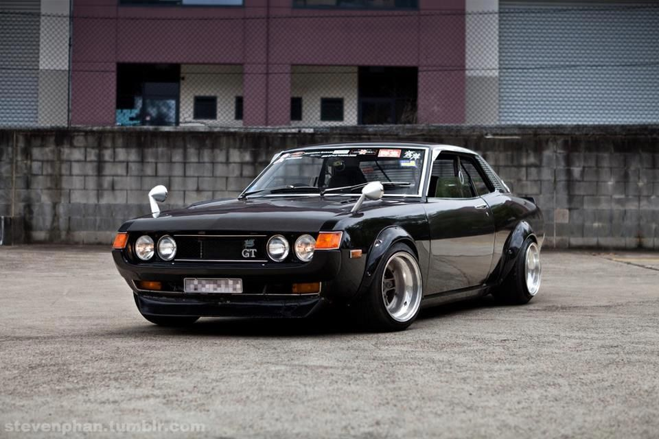 1970 Toyota Celica 960x640 The Best Stuff In The World Toyota