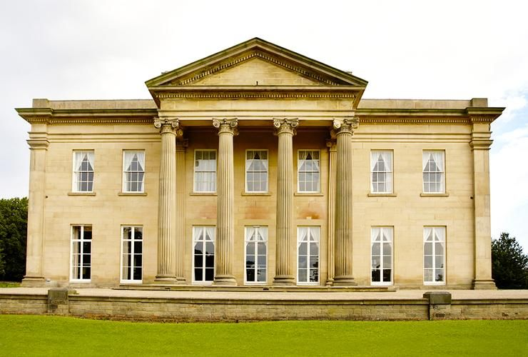 The Mansion Wedding Venue In Leeds West Yorkshire