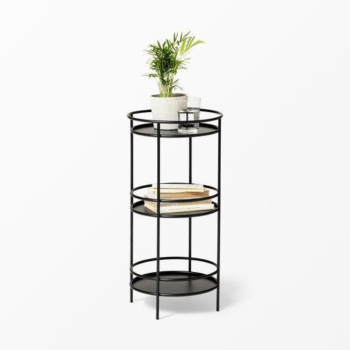 Bord med tre våningar, 70×34 cm Bordåhlens se shoppa online! relax Pinterest