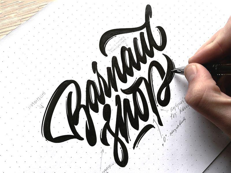Barnaul Shop sketch by Nikita Bauer - Dribbble