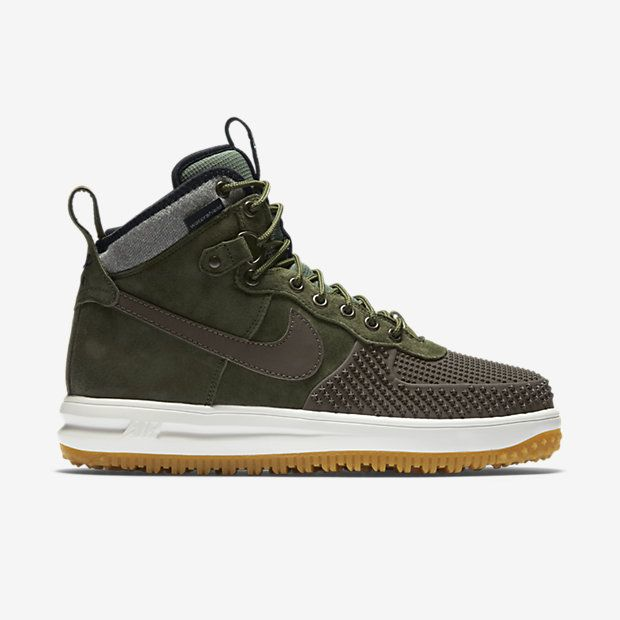wholesale dealer d2bd0 733d7 ... official the nike lunar force 1 duckboot olive brown are available now  for just f2bef 6681e