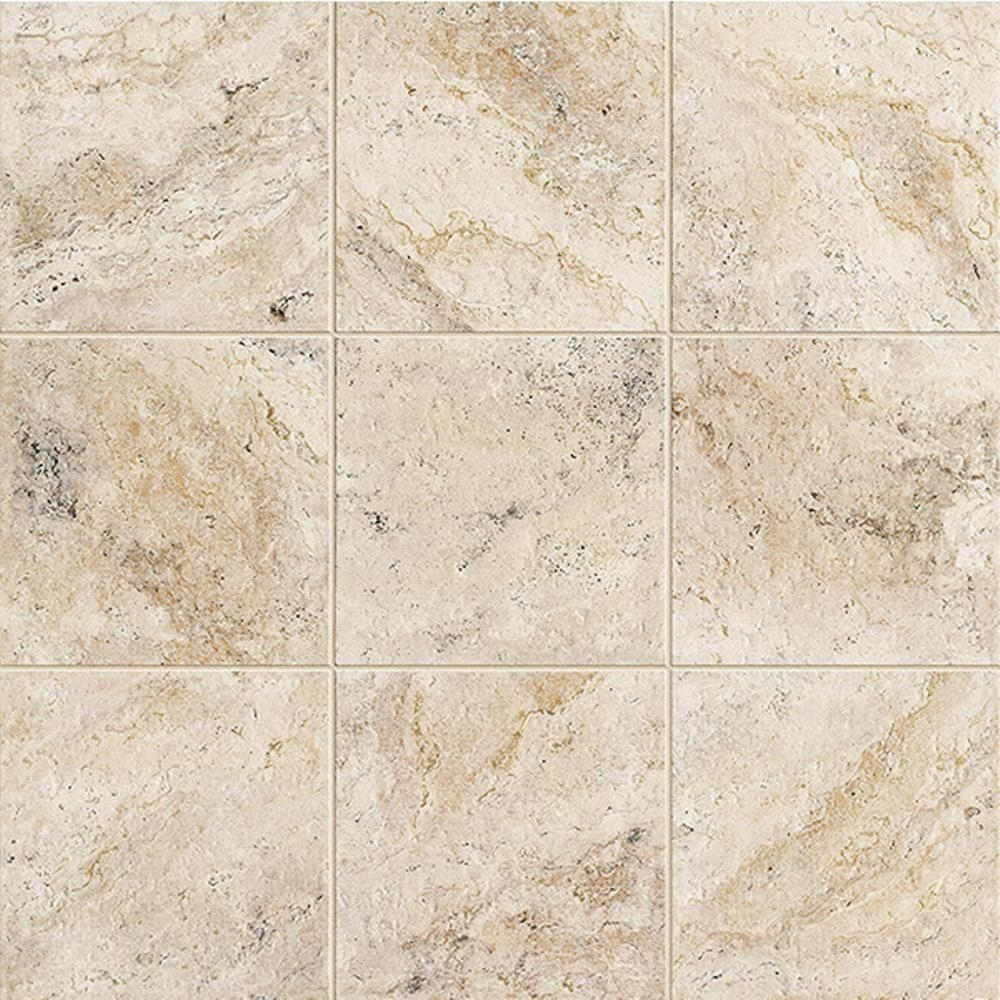 Marazzi Travisano Trevi 12 In X 12 In Porcelain Floor And Wall Tile Sq Ft Case
