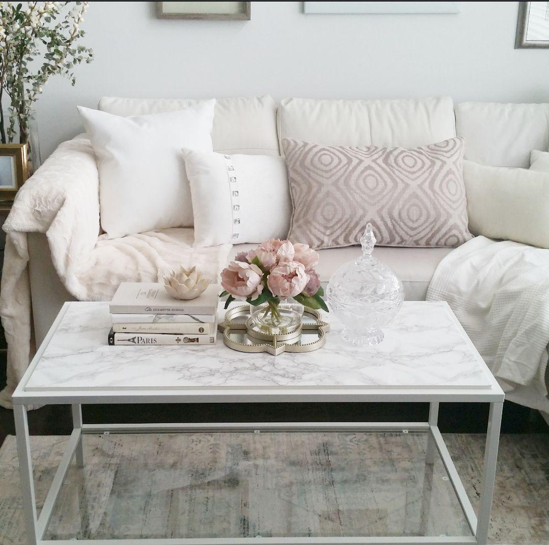 ikea hack vittsjo coffee table 4 ways ambience of eden design blog pinterest wohnzimmer. Black Bedroom Furniture Sets. Home Design Ideas
