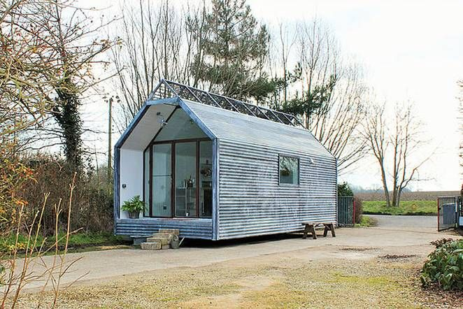 Contemporary Shepherd Huts From England by Thomas Alabaster