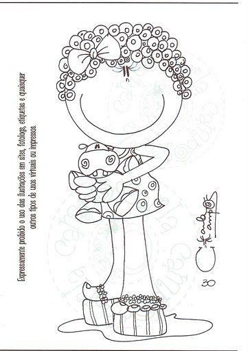 Moldes Y Figuras De Sucha Foami Fofuchas Planas Desenhos Para