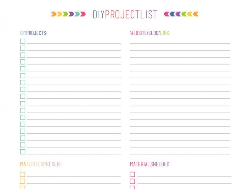 Organization Printables Free Organization Documents Organization