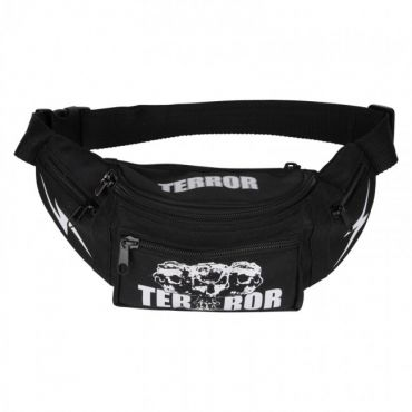 Terror Hip-Bag Atomic Skulls