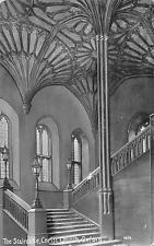 The Staircase, Christ Church Eglise Kirche Oxford 1909