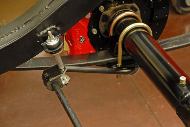 Updating 1958 1960 Corvette Rear Suspension Corvette Leaf Spring Door Handles