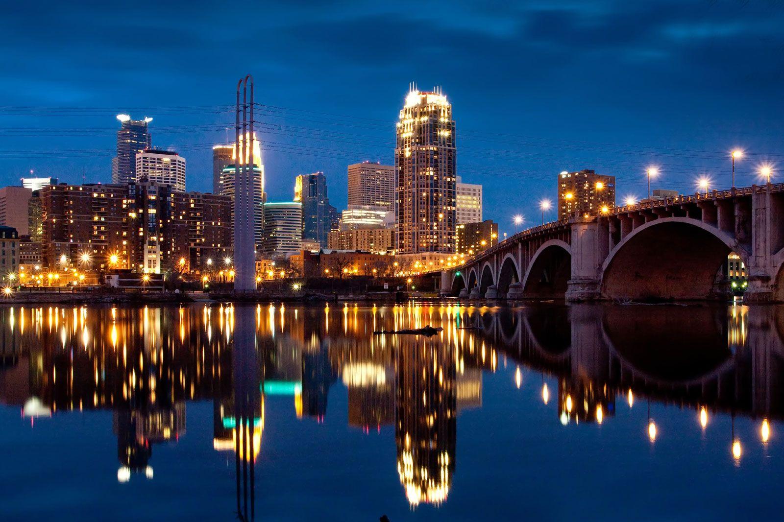 Minneapolis Minneapolis Skyline Best Cities Minneapolis