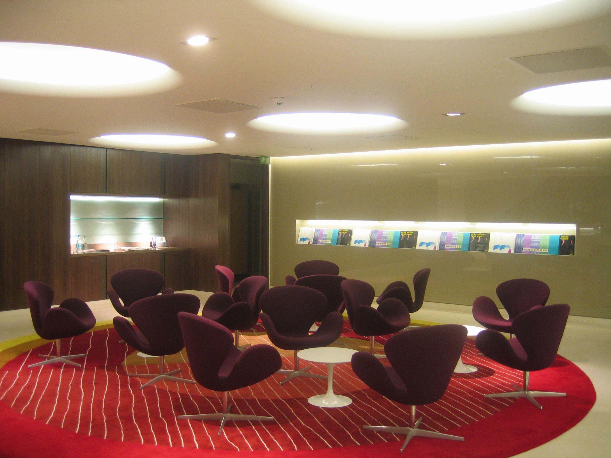 Hammerson office lighting by lighting design international