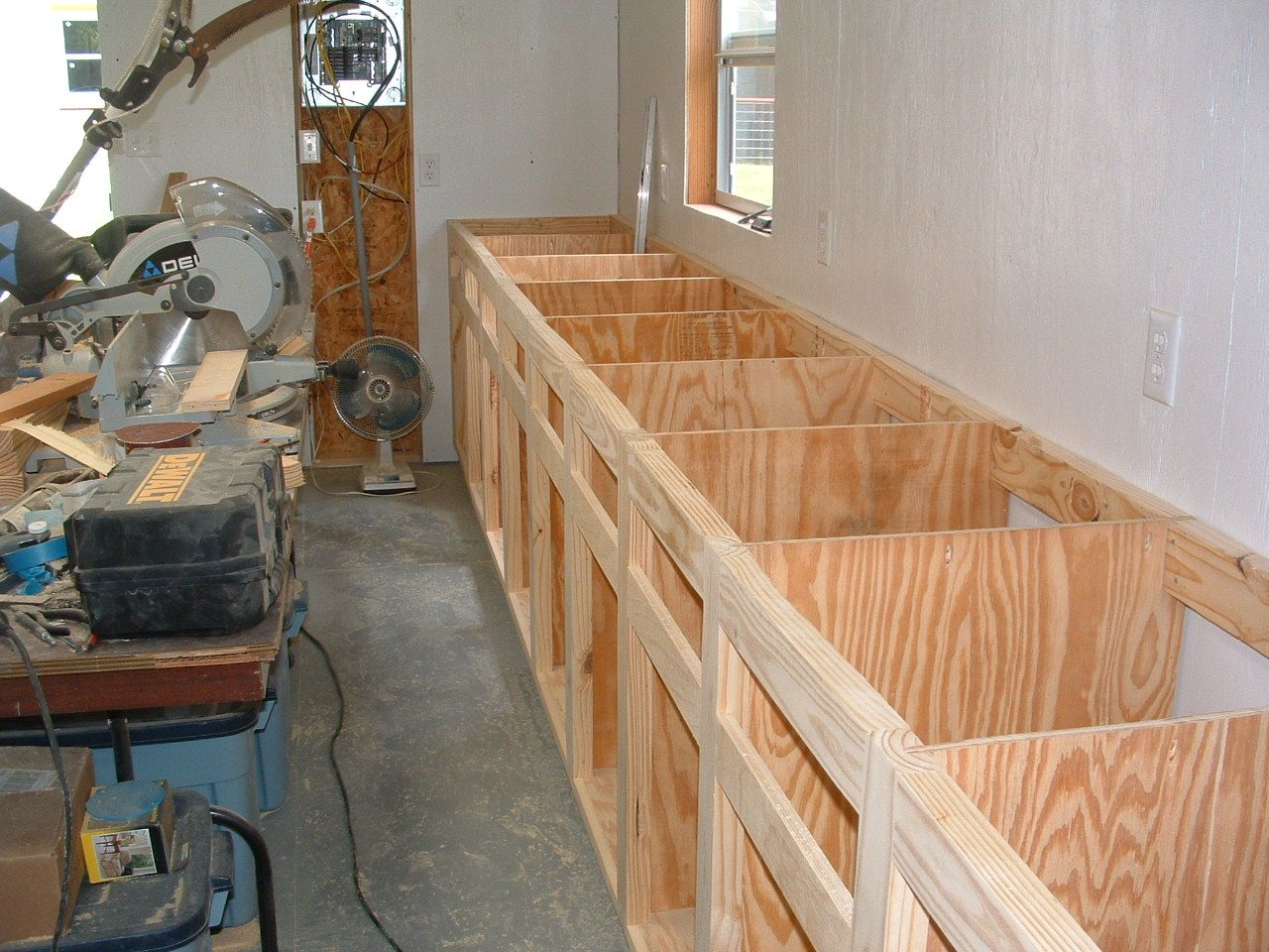 Superb Making Kitchen Cabinets From Plywood