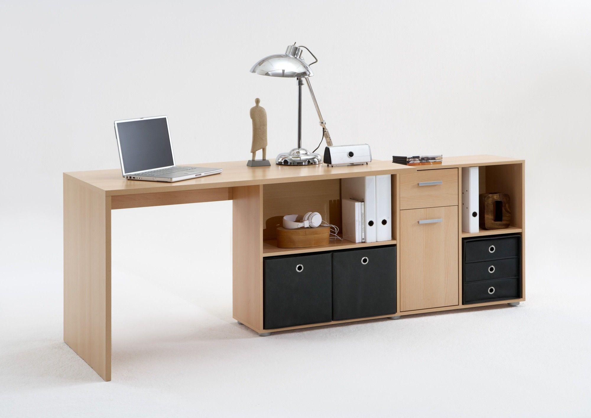 le bureau d 39 angle contemporain ph nicia vous offrira un bel espace de travail tout en apportant. Black Bedroom Furniture Sets. Home Design Ideas