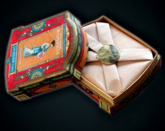 1920, Beautiful collection of L.T. Piver Pompeia perfume and powder boxes + compact - Edit Listing - Etsy