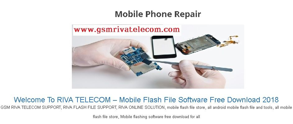 Necessary information about mobile flash file software free download