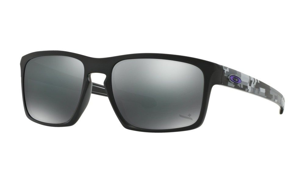 1ad9f860a2 Oakley Sunglasses Sliver Infinite Hero Mens Matte Black Frame NO. OO9262-36