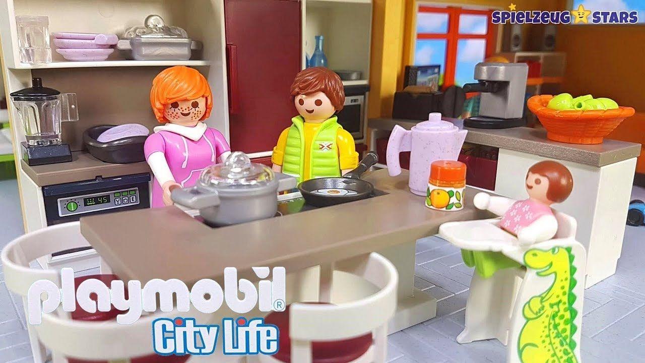 Playmobil 9269 Große Familienküche 🍳 Neu aufbauen