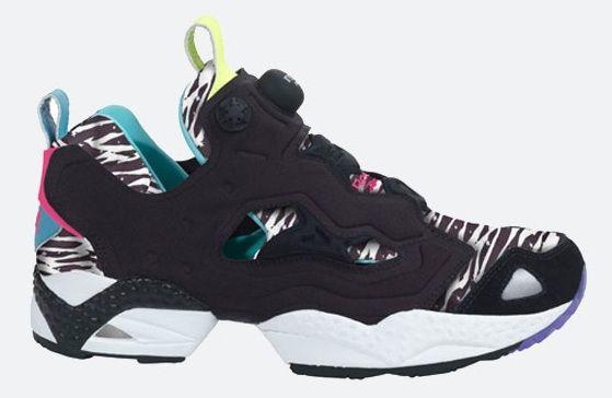 X,Girl X Reebok Insta Pump Fury sneakers reebok pump