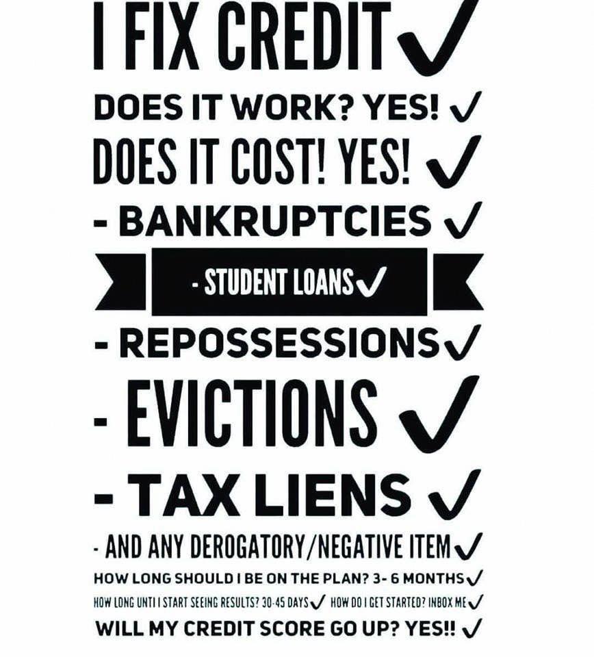howcanIfixmycredit Credit repair business, Credit repair