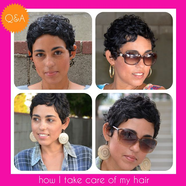 Mimi G My Hair Hair Styles Short Hair Color Short Hair Styles