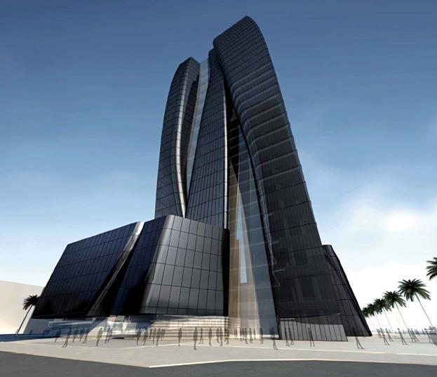 dubai towers melbourne by zaha hadid architecture pinterest architectes ciel et insolite. Black Bedroom Furniture Sets. Home Design Ideas