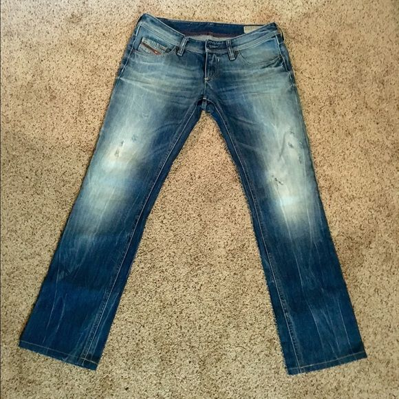 a72c654b Diesel jeans sz: 27
