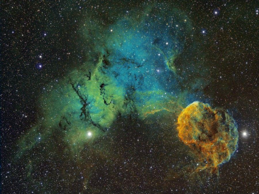 2010 May 15  Jellyfish Nebula
