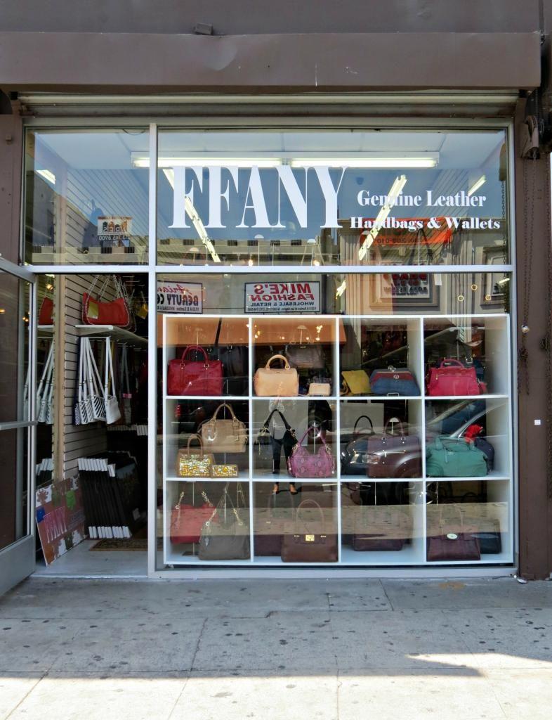 LA Fashion District  FFANY Leather Handbags   Wallets  734c454ec4bdc