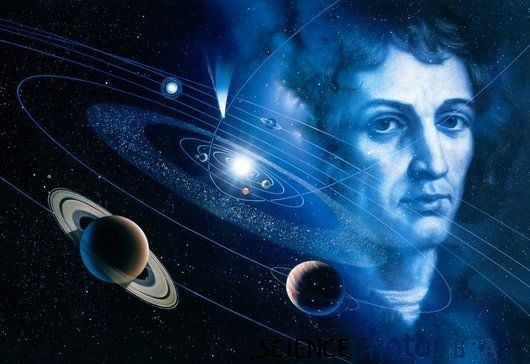 """Nicolaus Copernicus - """"I shall now recall to mind that the motion of the heavenly bodies is circular, since the motion appropriate to a sphere is rotation in a circle.""""  (""""He sits enthroned above the circle of the earth..."""" Isaiah 40:22)"""