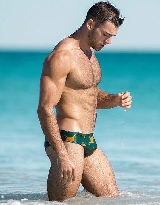 Daniel t brown male model profile