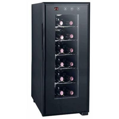 SPT 12Bottle Thermoelectric Wine Cooler with HeatingWC