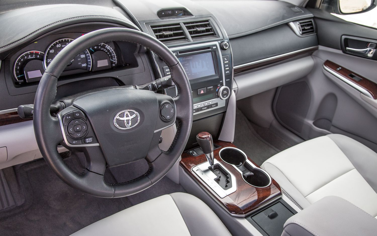 Exceptional Toyota Camry Xle 2013 | 2012 Toyota Camry XLE Interior Photo 26