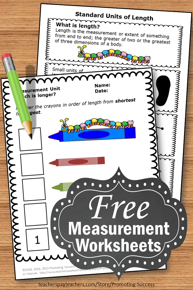 Free Measurement Worksheets Distance Learning 1st 2nd Grade Math Review Measurement Worksheets 2nd Grade Math Math Review Activities [ 1102 x 735 Pixel ]