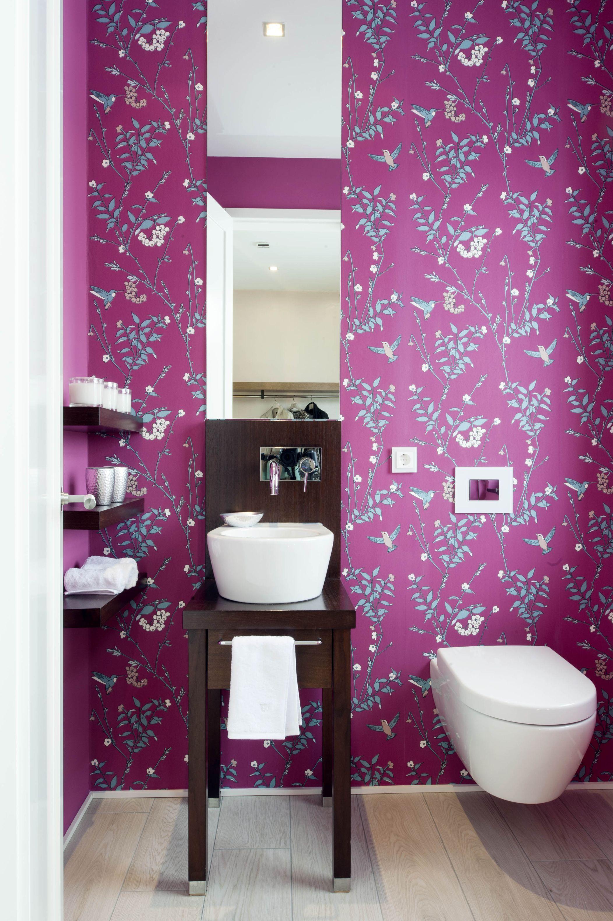 Coole Tapete Im Bad Viebrockhaus Designed By Jettejoop