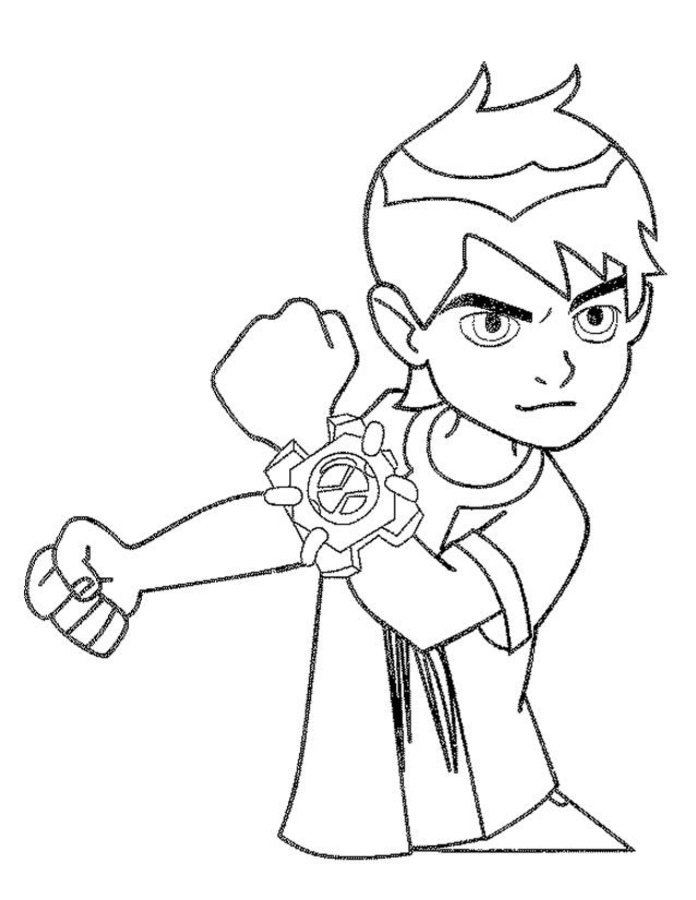 Coloriage Ben10 Yahoo Image Search Results Avec Images