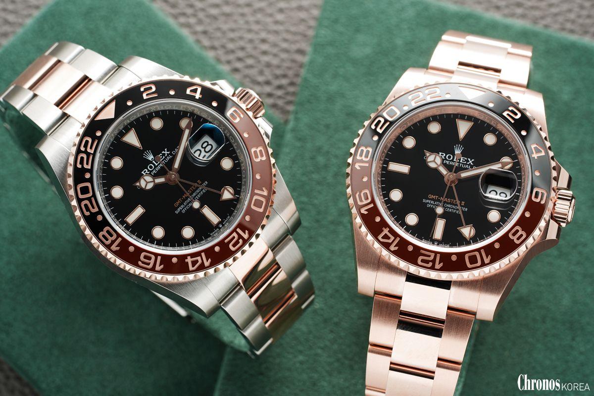 c4ba52492a9 Rolex GMT-Master II 126711CHNR