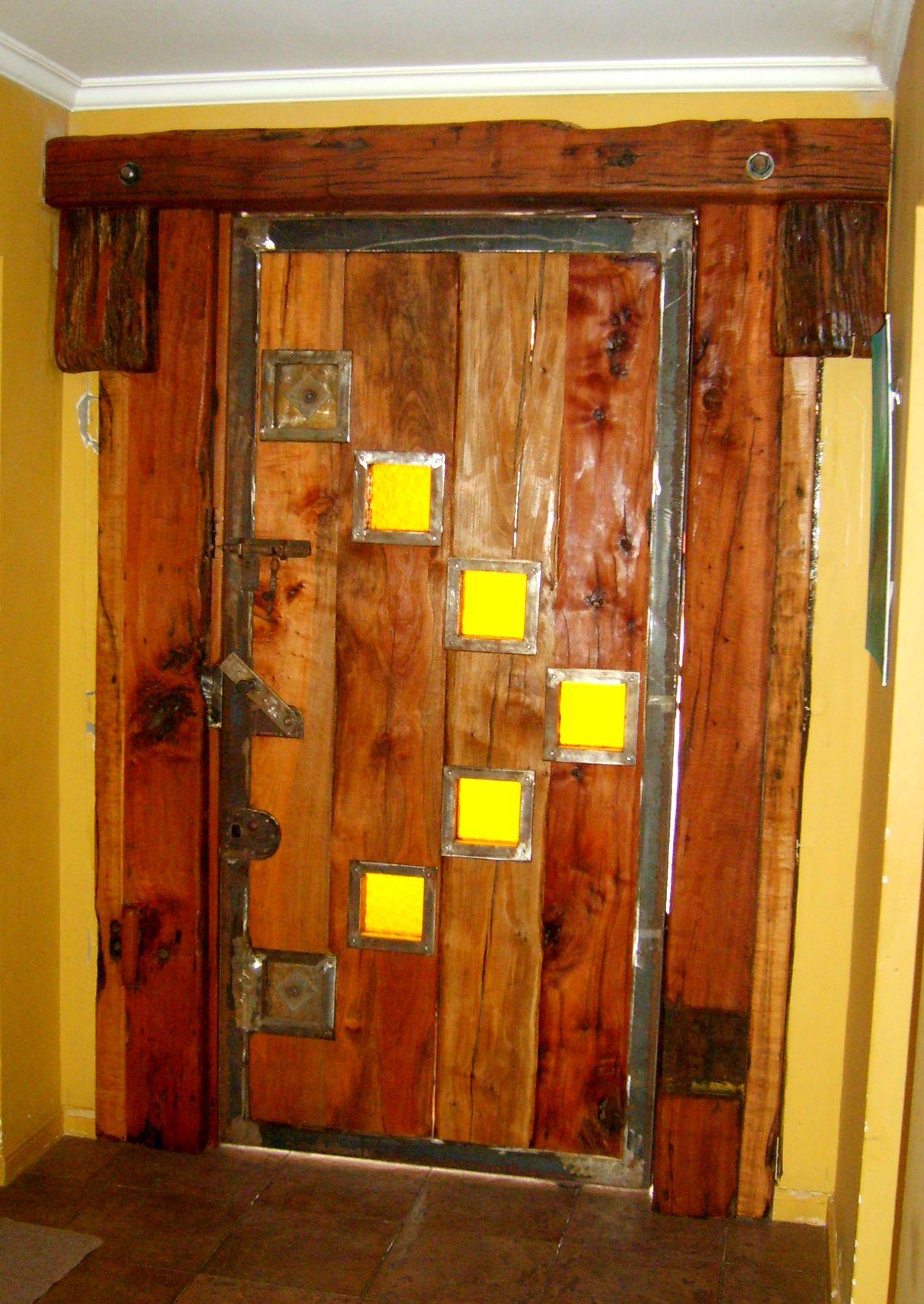 Pin de pablo fernandez en puertas pinterest ventanas for Puertas principales de fierro