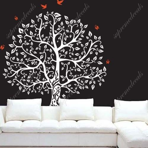 Custom For Lessa Tedder Banyan Tree Removable Wall Vinyl For - How to make your own vinyl wall decals at home