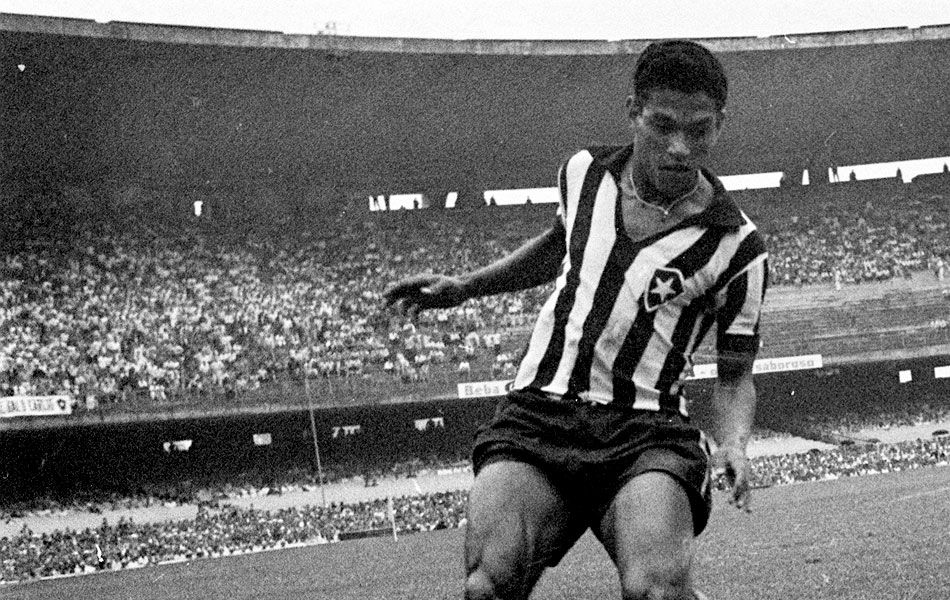 "Despedida ""inesperada"" de Garrincha do Botafogo completa 50 anos #sportv"