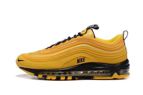 Nike Air Max 97 Yellow 40-46   Nike air max, Nike air max 97, Nike ...