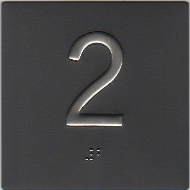 Bp442 Elevator Braille Jamb Plates Doors Windows And