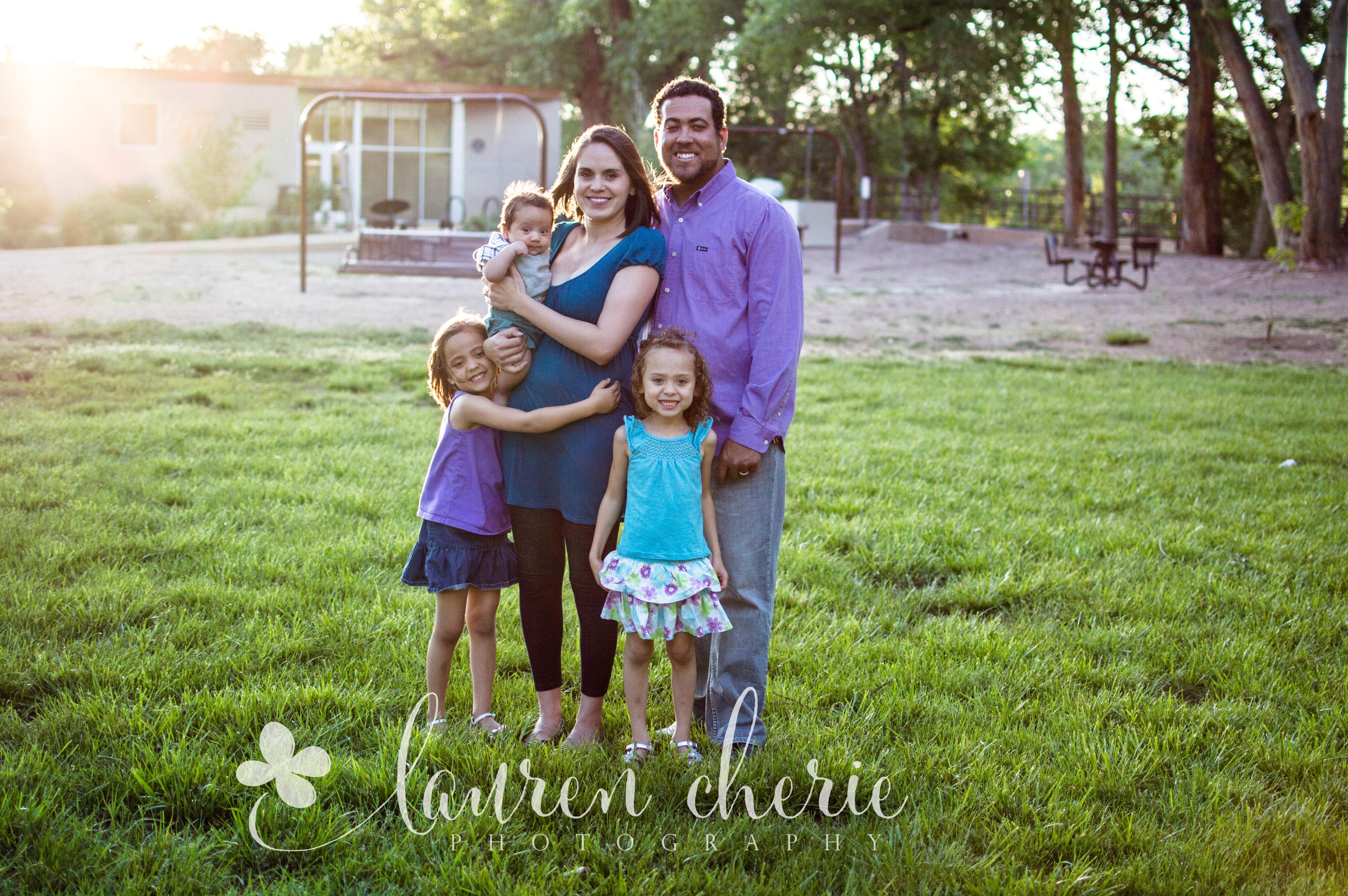 Lauren Cherie Photography | Family photography | Outdoor family ...