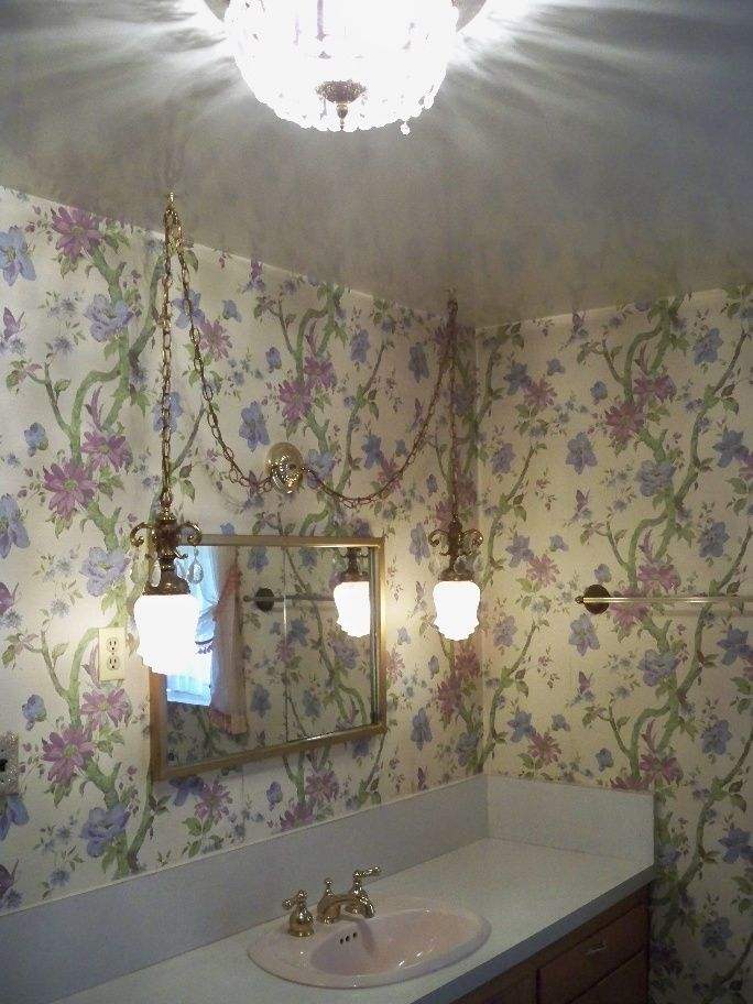 Bathroom Light Fixtures Phoenix love the swag lamps! we have this exact same chandelier in our