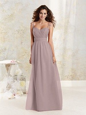 Style 8617L   Modern Vintage Bridesmaids   Alfred Angelo