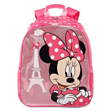 ea569fc5e1a5 Disney Collection Minnie Mouse Backpack found at  JCPenney ...