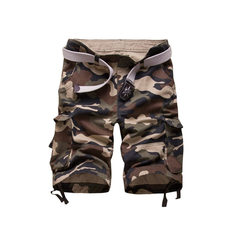 b2bdc59241cc Shorts · Camouflage Camo Cargo Shorts Men 2017 New Mens Casual Shorts Male  Loose Work ...