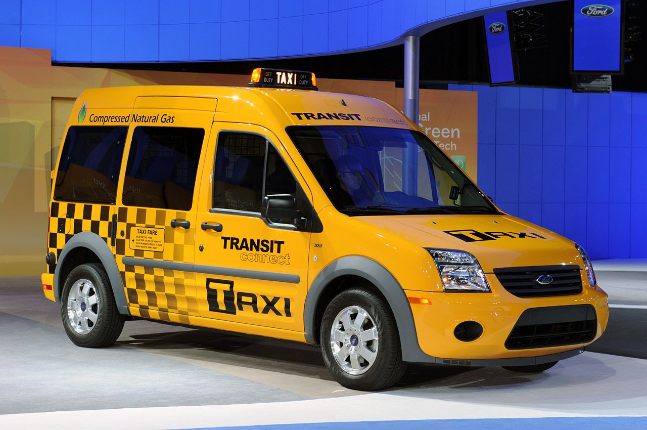 Nissan Nv200 Future New York City Taxi Taxis Nissan Ford