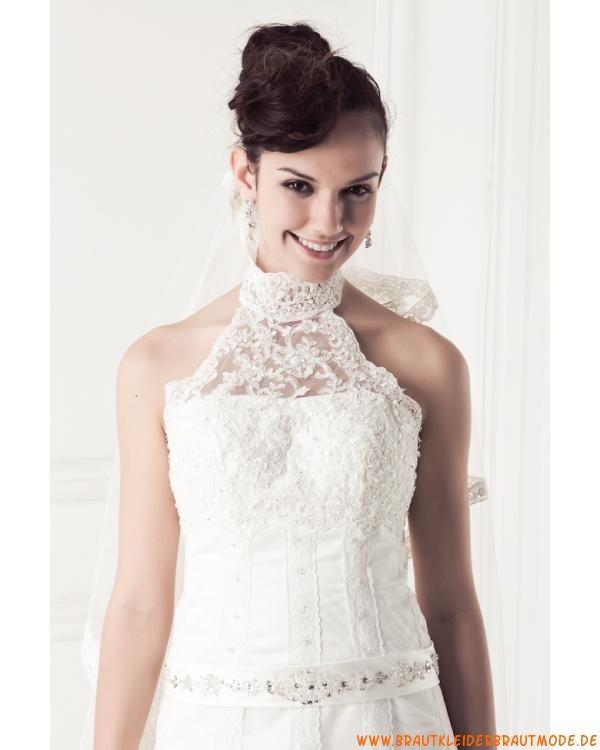 2013 Wunderschöne Brautmode für Prinzessin aus Satin und Organza